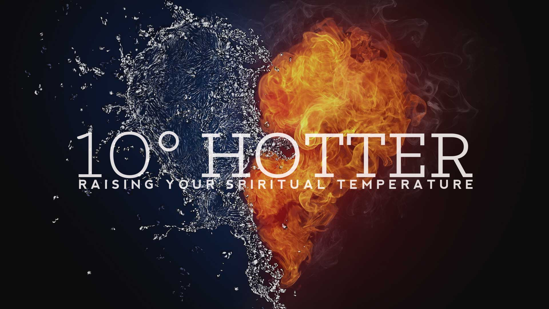 10° Hotter